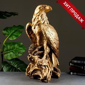 Копилка 'Орел' большая, цвет бронза Ош