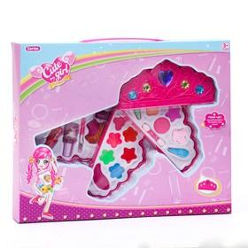 Набор косметики для девочки «Диадема»