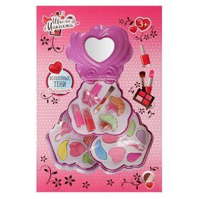 Набор косметики для девочки «Сердечко»