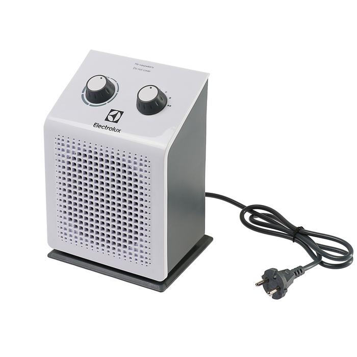 Тепловентилятор Electrolux EFH/S-1115, 1500 Вт, 20 кв.м.
