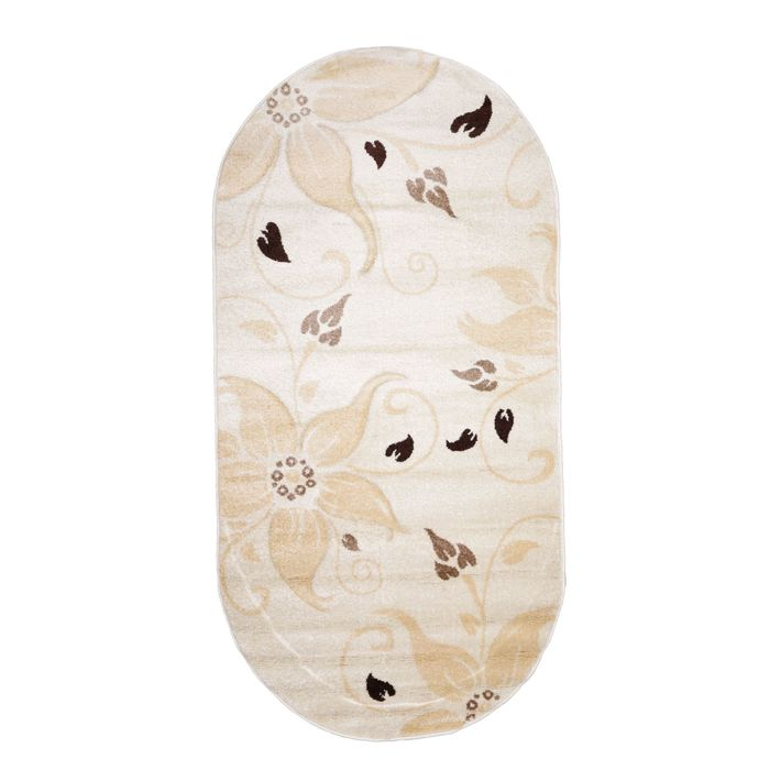 Овальный ковёр Carving 6193, 100 х 200 см, цвет opak - фото 7929244