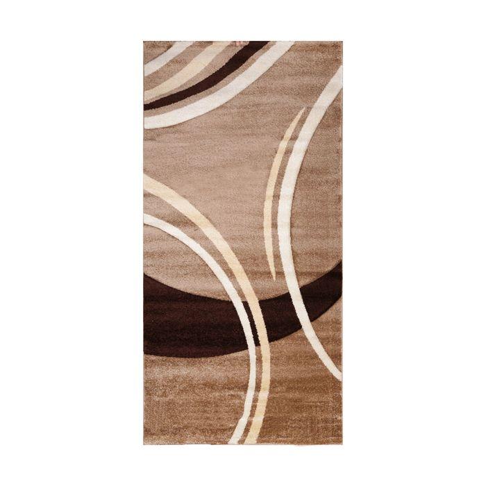 Прямоугольный ковёр Carving 6064, 100 х 200 см, цвет k.beige - фото 7929252