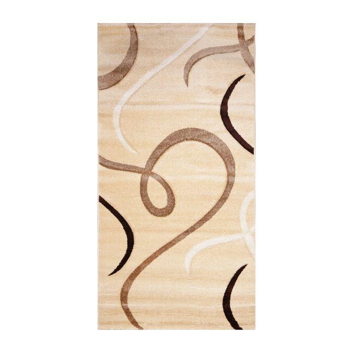 Прямоугольный ковёр Carving 6098, 100 х 200 см, цвет vanilya - фото 7929253