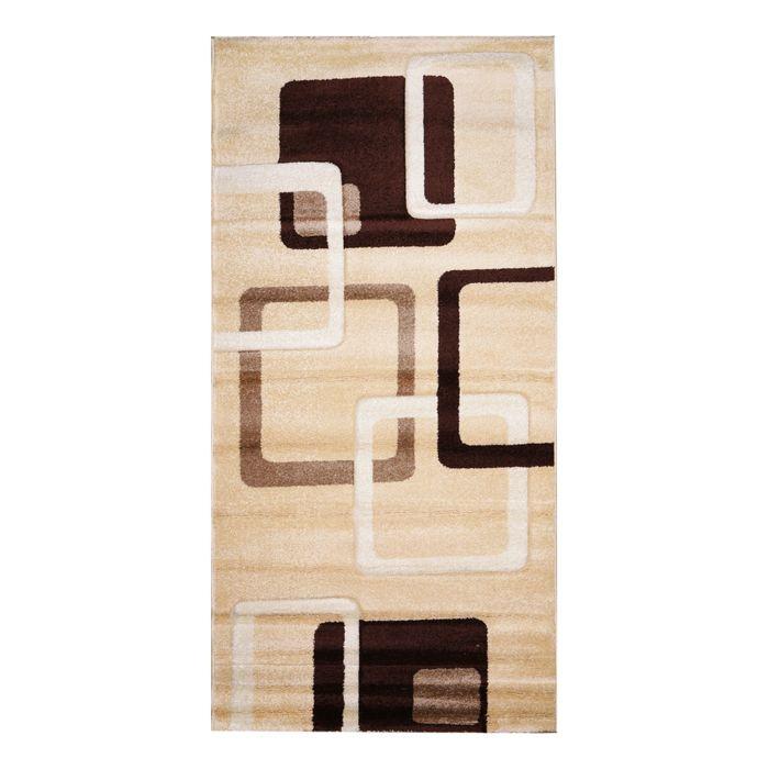 Прямоугольный ковёр Carving 6608, 100 х 200 см, цвет vanilya - фото 7929257