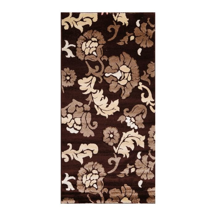 Прямоугольный ковёр Carving 6609, 100 х 200 см, цвет brown - фото 7929258