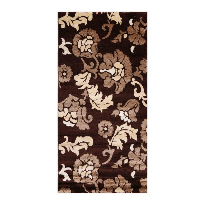 Прямоугольный ковёр Carving 6609, 200 х 400 см, цвет brown - фото 7929259