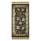 Прямоугольный ковёр Jewel 8571, 100 х 200 см, цвет plum/ivory - фото 7929271