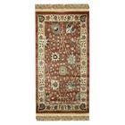 Прямоугольный ковёр Jewel 8571, 100 х 200 см, цвет rust/ivory - фото 7929274