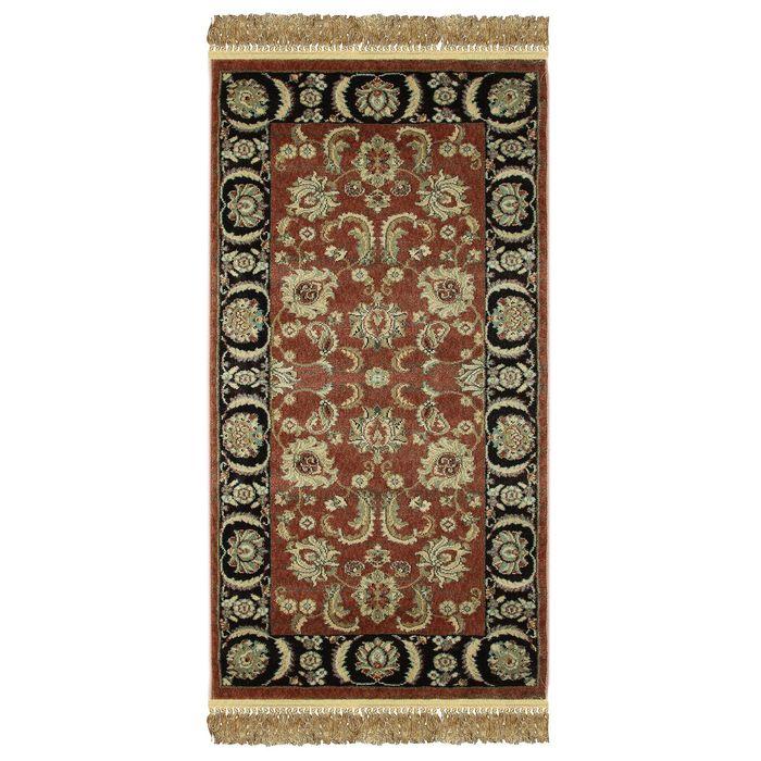 Прямоугольный ковёр Jewel 8945, 80 х 150 см, цвет rust/plum - фото 7929284