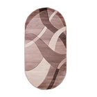 Овальный ковёр Omega Hitset 7690, 150 х 500 cм, цвет bone-beige - фото 7929053