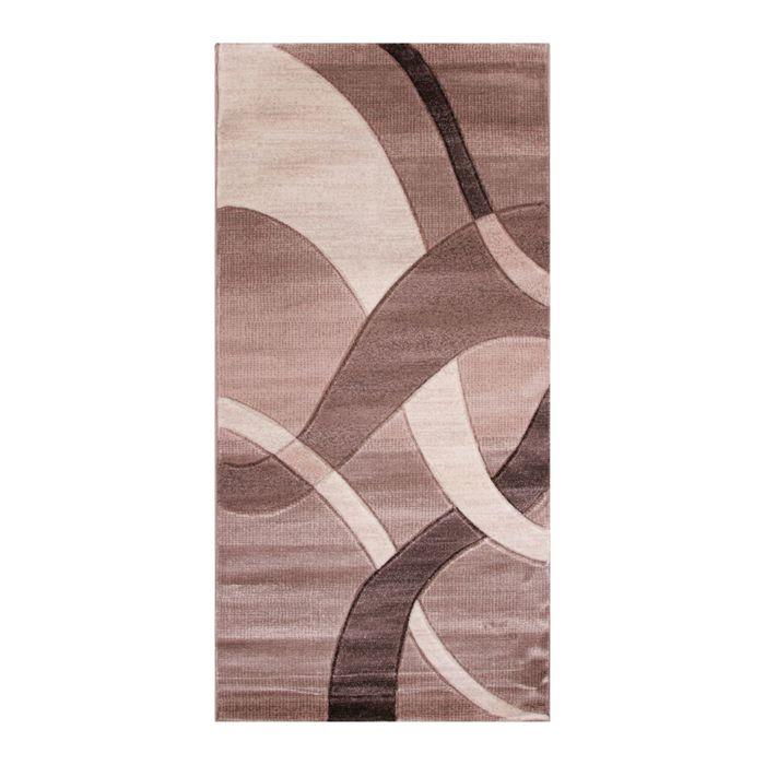 Прямоугольный ковёр Omega Hitset 7690, 200 х 500 cм, цвет bone-beige - фото 7929066