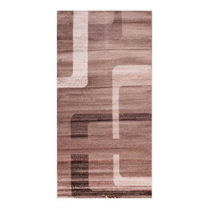 Прямоугольный ковёр Omega Hitset F579, 200 х 500 cм, цвет bone-beige - фото 7929069