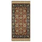 Прямоугольный ковёр Jewel 8945, 200 х 400 см, цвет rust/plum - фото 7929303