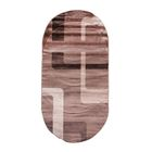 Овальный ковёр Omega Hitset F579, 150 х 500 cм, цвет bone-beige - фото 7929072