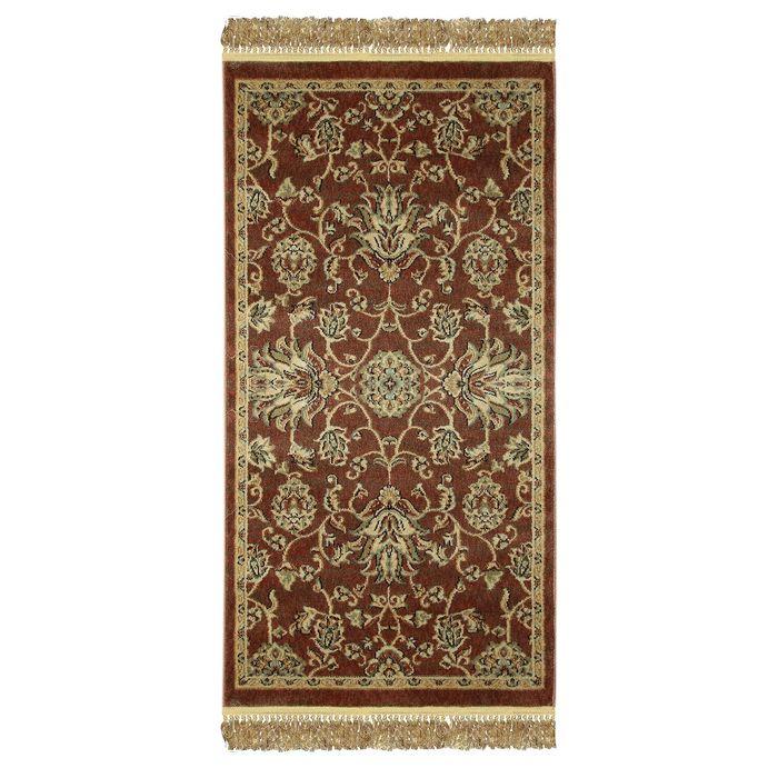 Прямоугольный ковёр Jewel 8944, 100 х 200 см, цвет rust/rust - фото 7929306