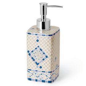 Дозатор жидкого мыла Livorno Blue