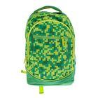 Рюкзак Hatber Street 42*30*20 «Камуфляж», зелёный