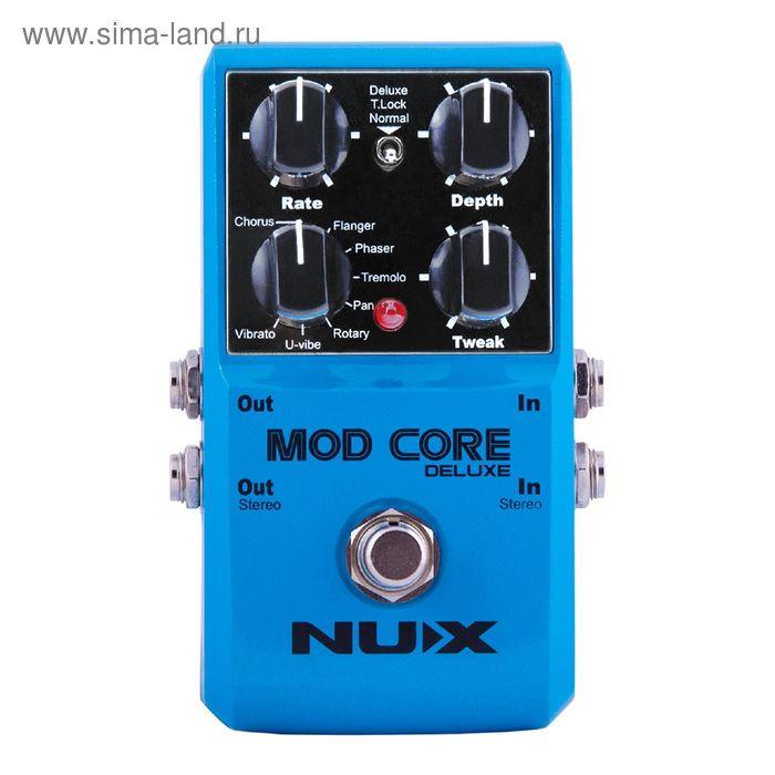 Педаль эффектов Nux Cherub Mod-Core-Deluxe