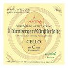 Струны для виолончели NURNBERGER  4/4 (Satz, комплект)