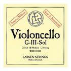 Струна LARSEN Standard  С для виолончели 4/4, среднее натяжение