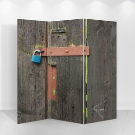 "Ширма ""Замок"", 160 × 150 см"