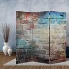 "Screen ""wall Street"", 160 × 150 cm"