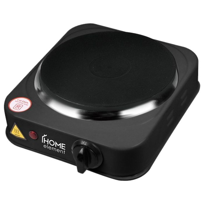 Плитка электрическая Home Element HE-HP704 черный