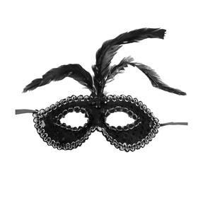 Карнавальная маска «Маркиза»