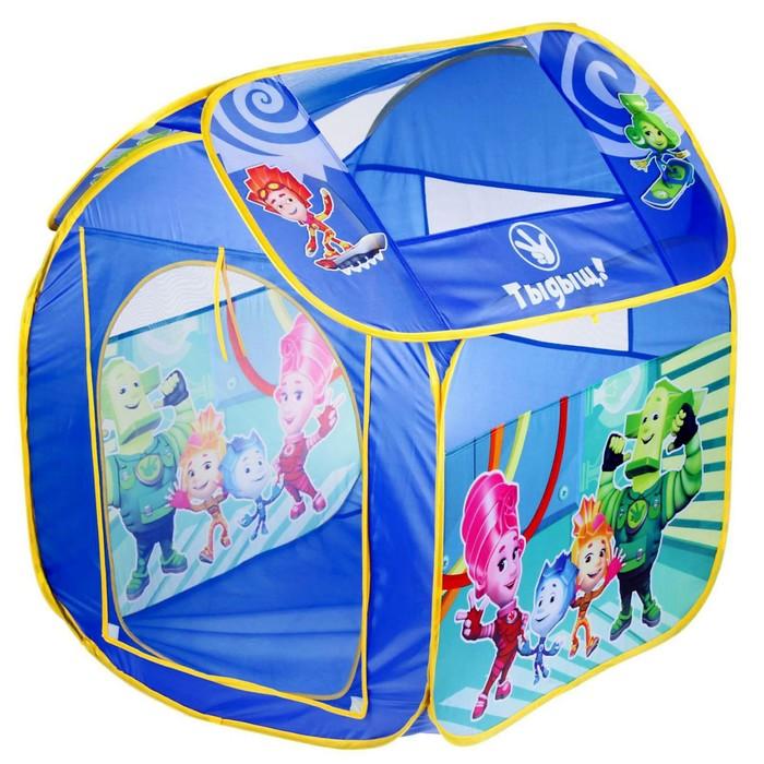 Игровая палатка «Фиксики» в сумке