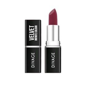 Divage Lipstick velvet lipstick, color No. 12.