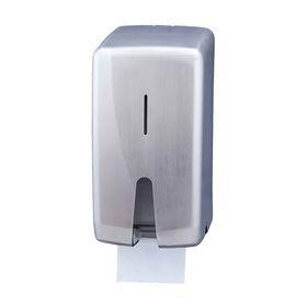 Диспенсер-контейнер Futura для 2-х рулонов туалетной бумаги, матовая поверхность