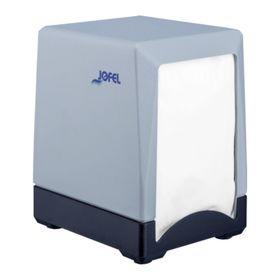 Диспенсер-контейнер салфеток для шведского стола, белый ABS-пластик