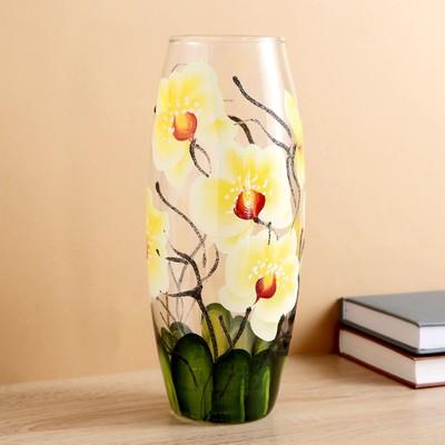 """Ваза """"Орхидея"""", овальная"""