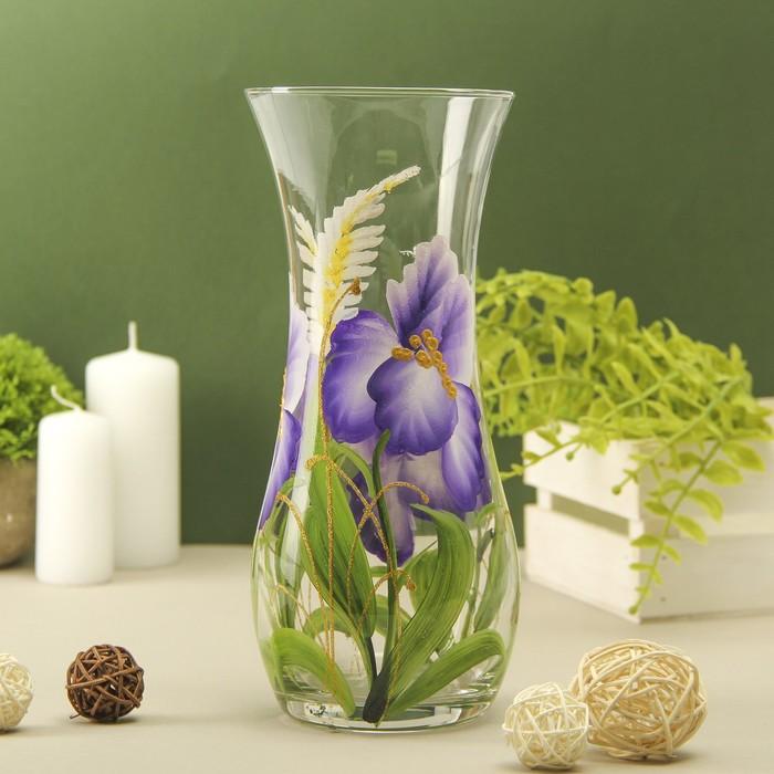 как фотографировать стеклянную вазу христово, считается