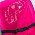 Качели-шезлонг детские напольные «Кроха А», цвета МИКС - фото 962161