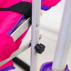 Качели-шезлонг детские напольные «Кроха А», цвета МИКС - фото 962167