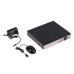 Видеорегистратор Profvideo PVSL DVR-104, 4 канала, AHD, CVBS, IP, запись до 720p Ош