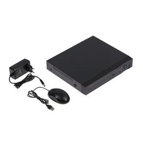 Видеорегистратор Profvideo PVSL DVR-208, 8 каналов, AHD, CVBS, IP, запись до 1080p Ош
