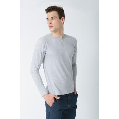 Джемпер мужской KAFTAN basic (М1), размер XL(50), цвет меланж, хлопок 100%