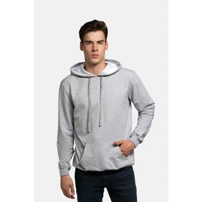 Джемпер мужской KAFTAN basic (М4), размер 2XL(52), цвет меланж, хлопок 100%