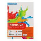 Бумага цветная А4, 50 листов Calligrata Intensive, 80г/м2, оранжевая