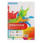 Бумага цветная А4, 50 листов Calligrata Intensive, 80г/м2, 5 цветов