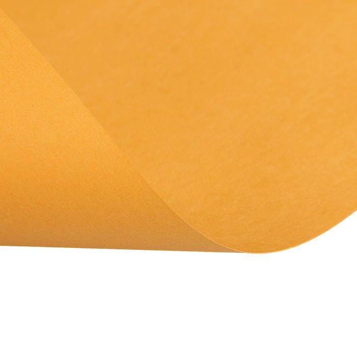 Бумага цветная А4, 50 листов Calligrata Интенсив, 5 цветов, 80 г/м² - фото 373638102