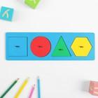 """Frame-liner """"Learn shapes"""", MIX color"""