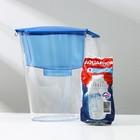 """Фильтр-кувшин 2,5 л """"Аквафор-Ультра"""", цвет голубой"""