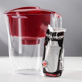 3.9 L Filter Jug Aquaphor Harry Red