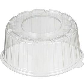 Крышка к контейнеру Т-165КН, круглая, цвет прозрачный, размер 18,5 х 18,5 х 6,95 см, объём 800 мл
