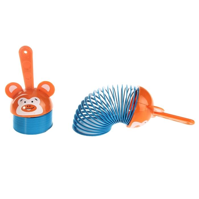 Пружинка-радуга «Мышка»