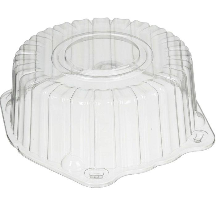 Крышка к контейнеру Т-207/1К (М), круглая, размер 21,9 х 8 см