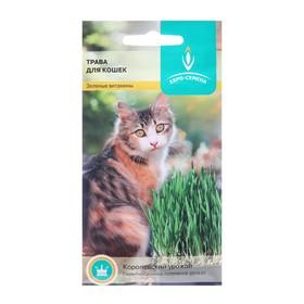 Семена Трава для кошек, 10 г Ош